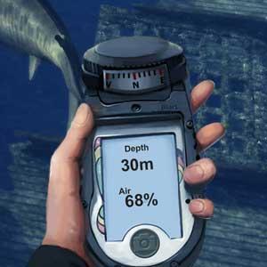 Depth - Meter