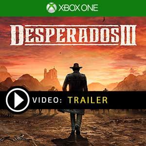 Desperados 3 Xbox One Digital Download und Box Edition