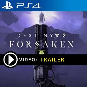 Destiny 2 Forsaken PS4 Digital Download und Box Edition