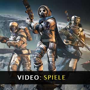 Destiny 2 Schattenfeste Video Gameplay