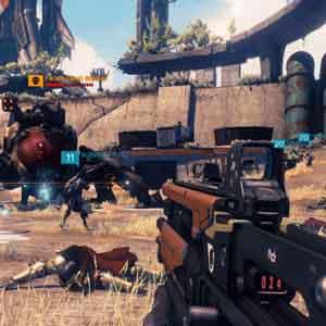 Destiny PS4 - Waffe