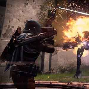 Destiny - Explosion