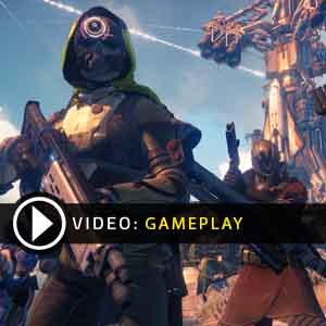 Destiny Xbox One Gameplay Video