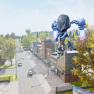 Trailer zum Spiel Destroy All Humans