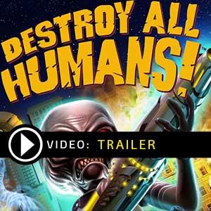 Destroy All Humans CD-Schlüssel kaufen Preise vergleichen