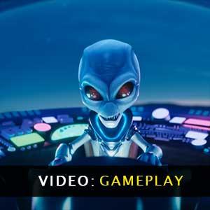 Videotrailer Destroy All Humans