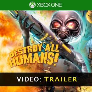 Destroy All Humans Xbox One Game Code kaufen Preise vergleichen