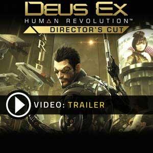 Deus Ex Human Revolution Directors Cut Key kaufen - Preisvergleich
