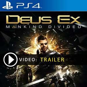 Deus Ex Mankind Divided PS4 Digital Download und Box Edition