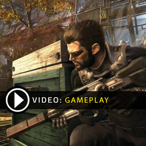 Deus Ex Mankind Divided Xbox One Gameplay Video