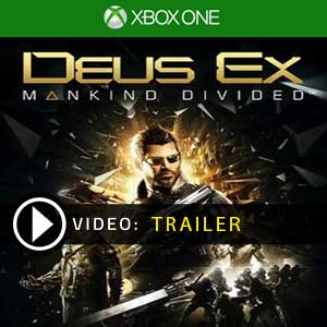 Deus Ex Mankind Divided Xbox One Digital Download und Box Edition