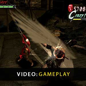Devil May Cry 3 Gameplay Video