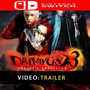 Kaufe Devil May Cry 3 Nintendo Switch Preisvergleich