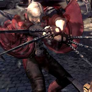 Devil May Cry 4 Angriff