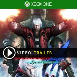 Devil May Cry 4 Special Edition Xbox one Digital Download und Box Edition