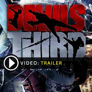 Devils Third Nintendo Wii U Digital Download und Box Edition