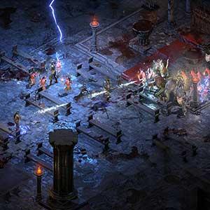 Diablo 2 Resurrected Schlacht