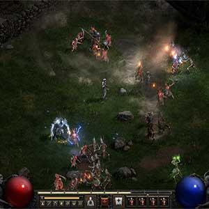 Diablo 2 Resurrected Charaktere