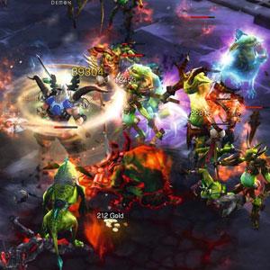 Diablo 3 Xbox One Kampf