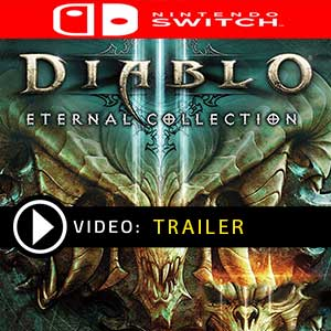 Diablo 3 Eternal Collection Nintendo Switch Digital Download und Box Edition