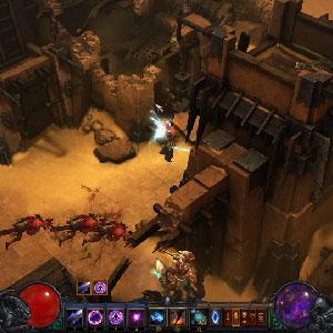 Diablo 3 Kampf