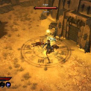 Diablo 3 Umgebung