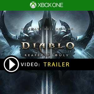 Diablo 3 Ultimate Evil Edition Xbox one Code Digital Download und Box Edition
