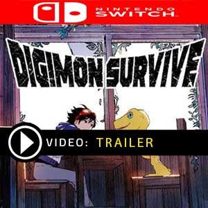 Digimon Survive Nintendo Switch Digital Download und Box Edition