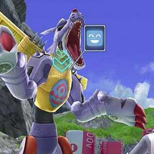 Takuto und Shiki mit Digimons