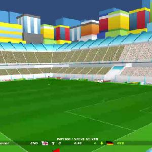 Dino Dinis Kick Off Revival Screenshot