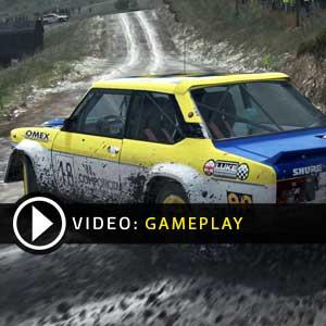 DiRT Rally Video Gameplay