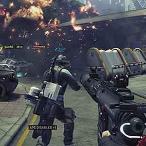 Screenshot: Abschluss der Teamziele