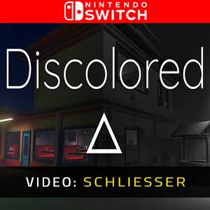 Discolored Nintendo Switch Video Trailer