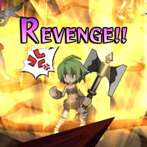 Disgaea 5 Alliance of Vengeance PS4 Revanche