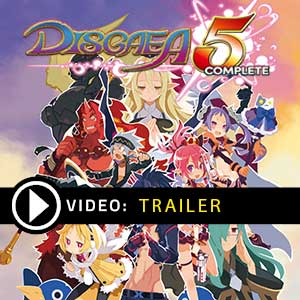 Buy Disgaea 5 Complete CD Key Compare Prices