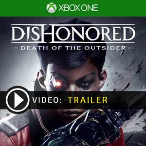 Dishonored Death of the Outsider Xbox One Digital Download und Box Edition