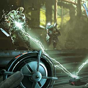 Dishonored DLC The Knife of Dunwall - Arc Mine