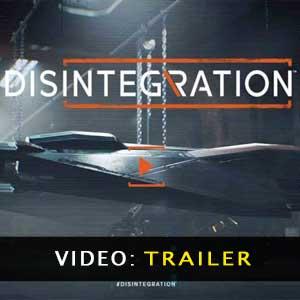 Disintegration Video-Trailer