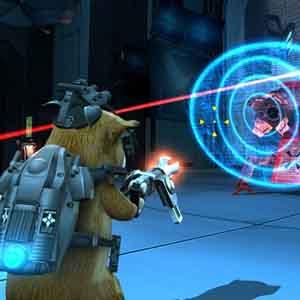 Disney G Force: Kämpfen Sie mit einer schlechten Haushaltsgeräte