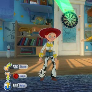 Disney Pixar Toy Story 3 The Video Game Player HUD