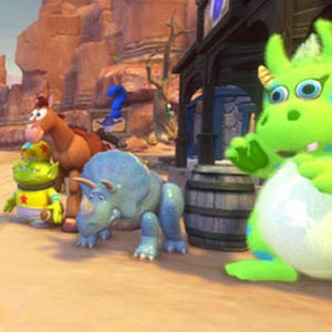 Disney Pixar Toy Story 3 The Video Game Autorennen