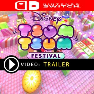 Disney Tsum Tsum Festival Nintendo Switch Digital Download und Box Edition