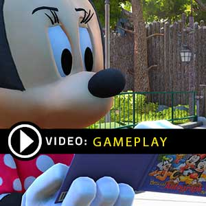 Disneyland Adventures Gameplay Video