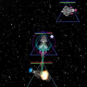 Zusammenstoß von Raumfahrzeugen