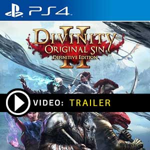 Divinity Original Sin 2 PS4 Digital Download und Box Edition
