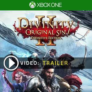 Divinity Original Sin 2 Definitive Edition Xbox One Digital Download und Box Edition