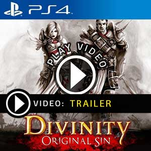 Divinity Original Sin PS4 Digital Download und Box Edition