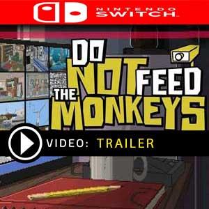 Kaufe Do not Feed the Monkeys Nintendo Switch Preisvergleich