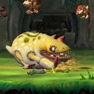Donkey Kong Country Returns Nintendo 3DS Feind