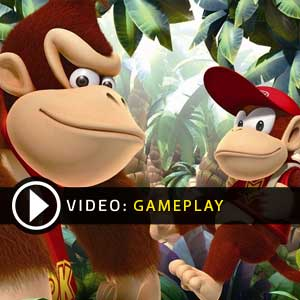 Donkey Kong Country Returns Nintendo 3DS Gameplay Video
